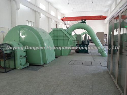 turbine generator set